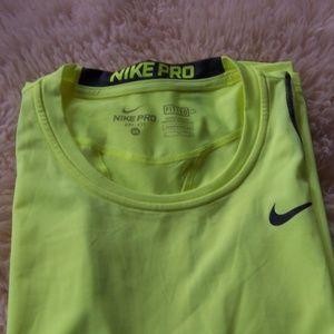 3efeeab74 Nike Shirts | Nwt Mens Pro Cool Fitted Sleeveless Shirt Xl | Poshmark